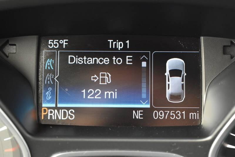 2014 Ford Escape Titanium AWD 4dr SUV full