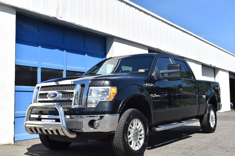 2010 Ford F-150 Lariat 4×4 4dr SuperCrew Styleside 6.5 ft. SB