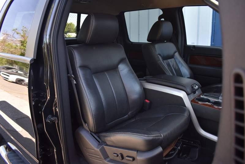 2010 Ford F-150 Lariat 4×4 4dr SuperCrew Styleside 6.5 ft. SB full