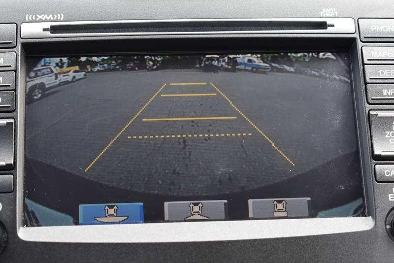 2014 Honda CR-V EX L w/Navi AWD 4dr SUV full