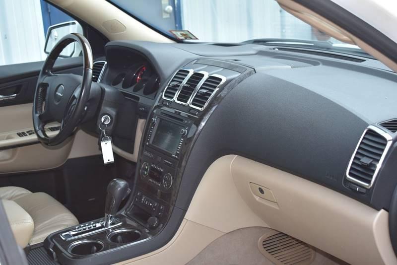 2012 GMC Acadia Denali AWD 4dr SUV full