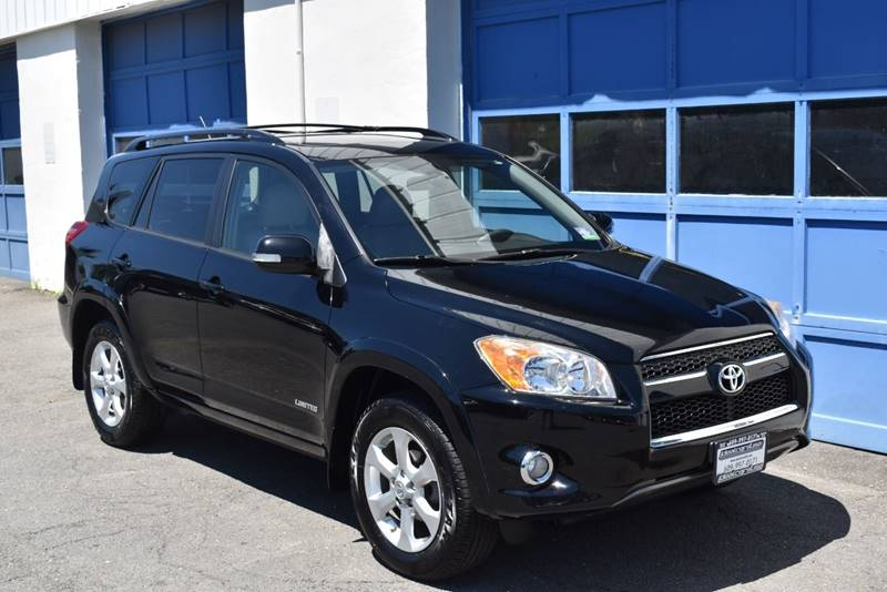 2010 Toyota RAV4 Limited 4×4 4dr SUV full