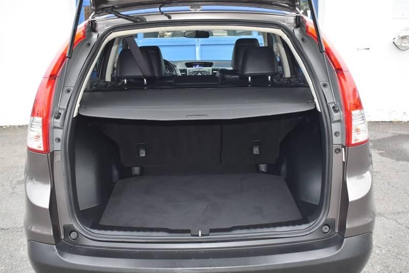 2013 Honda CR-V EX L w/DVD AWD 4dr SUV full