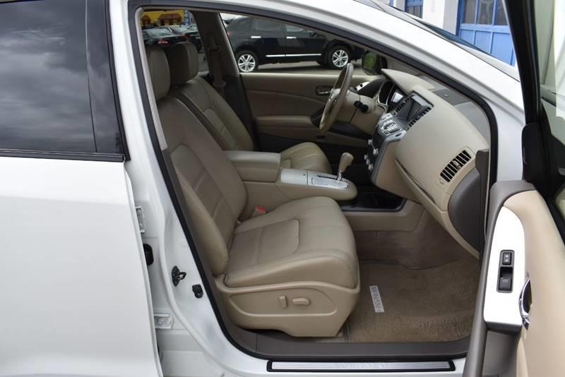 2014 Nissan Murano SL AWD 4dr SUV full