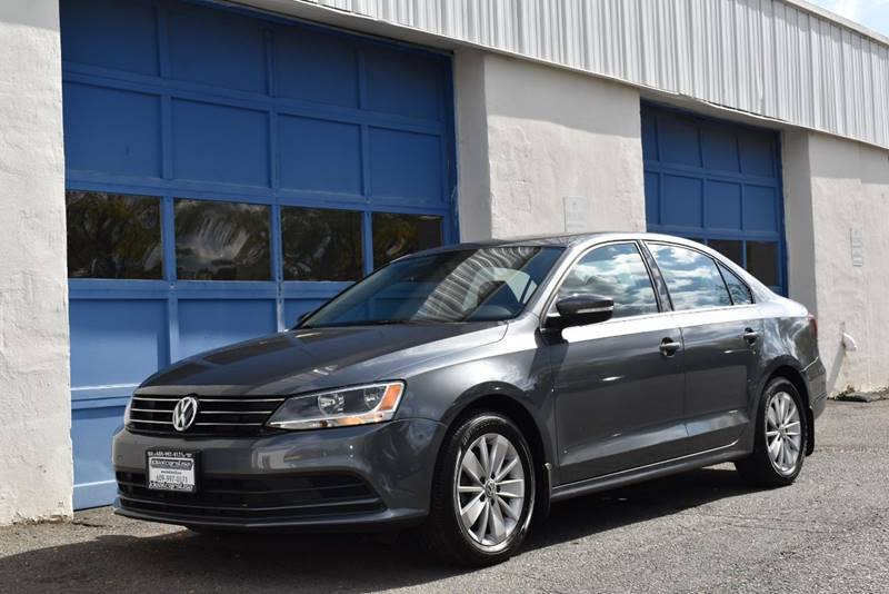 2016 Volkswagen Jetta 1.4T SE 4dr Sedan 6A w/Connectivity
