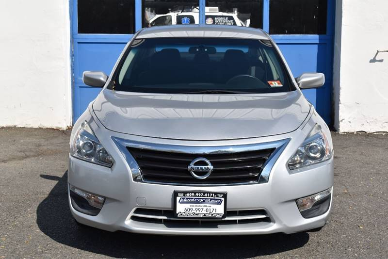 2013 Nissan Altima 2.5 S 4dr Sedan full