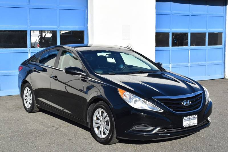 2013 Hyundai Sonata GLS 4dr Sedan full