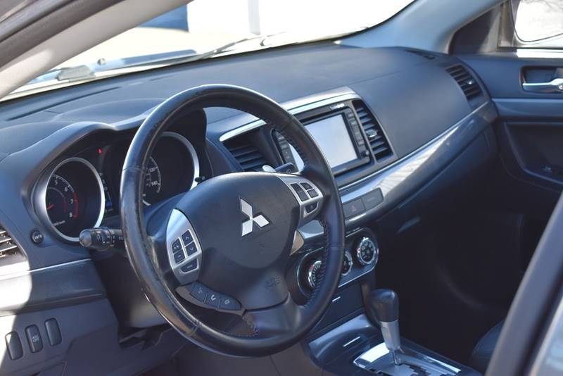 2010 Mitsubishi Lancer Sportback GTS 4dr Hatchback CVT full