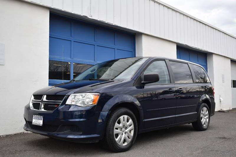 2017 Dodge Grand Caravan SE 4dr Mini Van