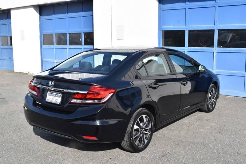 2013 Honda Civic EX L 4dr Sedan full
