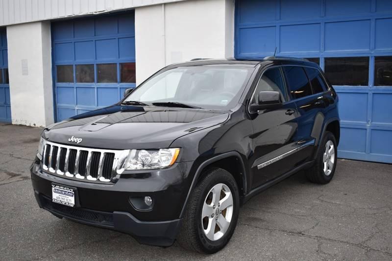 2012 Jeep Grand Cherokee Laredo 4×4 4dr SUV full