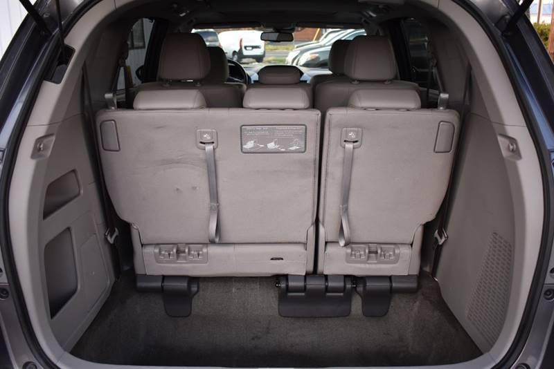 2015 Honda Odyssey EX L 4dr Mini Van full