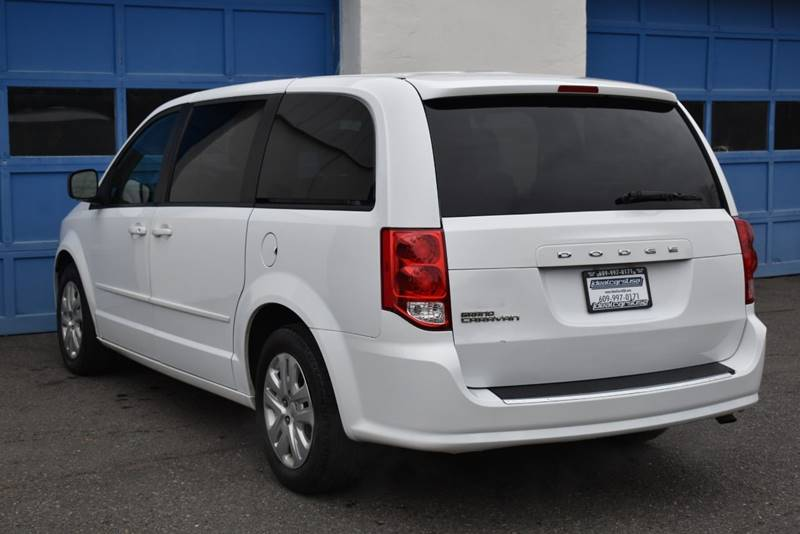 2016 Dodge Grand Caravan SE 4dr Mini Van full