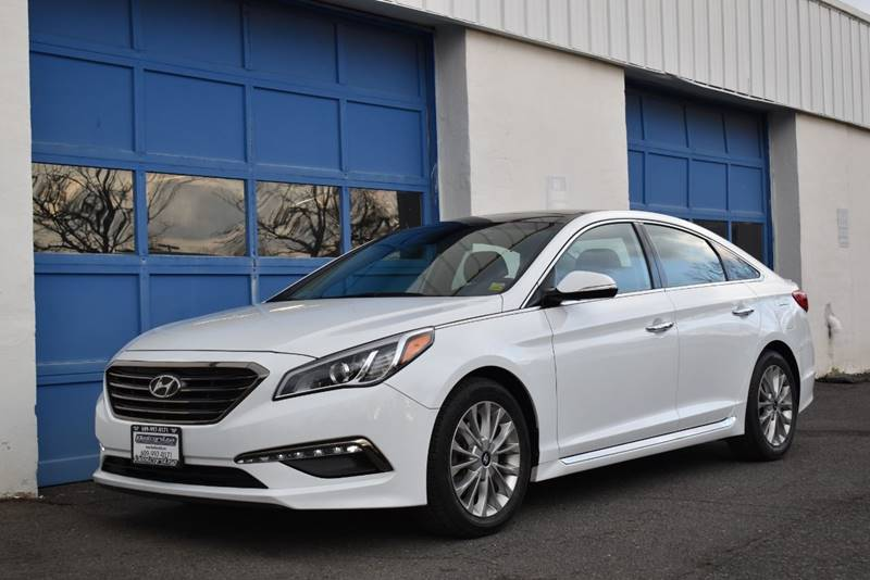 2015 Hyundai Sonata Limited 4dr Sedan