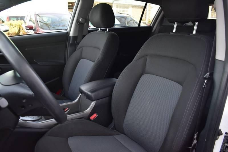 2014 Kia Sportage LX AWD 4dr SUV full