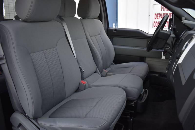2013 Ford F-150 XLT 4×4 4dr SuperCrew Styleside 6.5 ft. SB full
