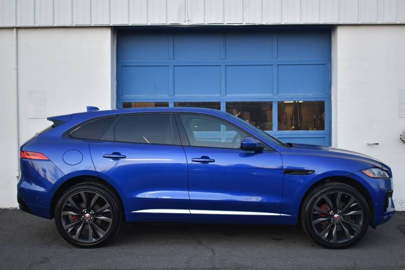 2017 Jaguar F-PACE S First Edition AWD 4dr SUV full