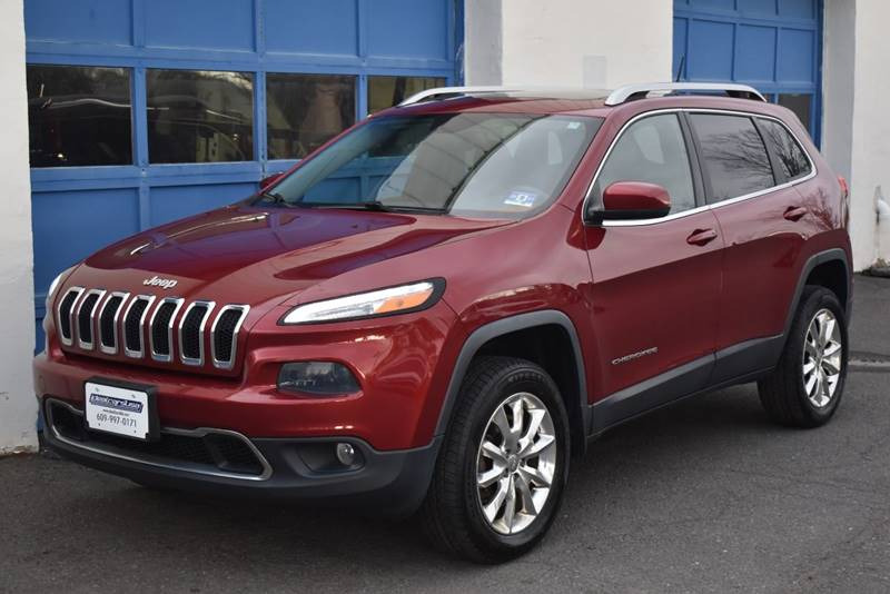 2014 Jeep Cherokee Limited 4×4 4dr SUV full