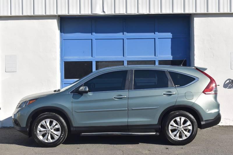 2012 Honda CR-V EX AWD 4dr SUV full