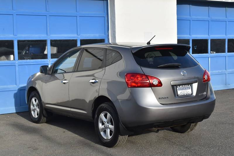 2010 Nissan Rogue S AWD 4dr Crossover full