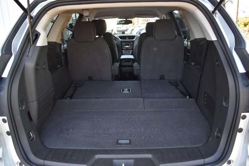 2015 Chevrolet Traverse LT AWD 4dr SUV w/2LT full