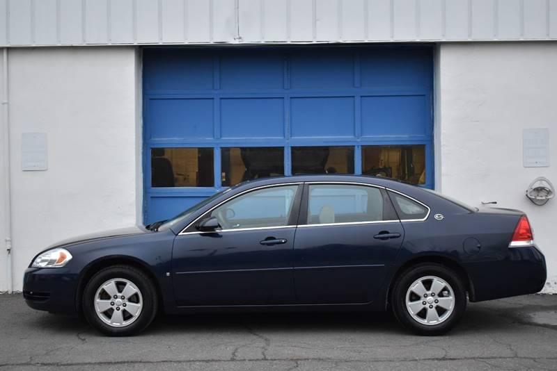 2008 Chevrolet Impala LT 4dr Sedan full
