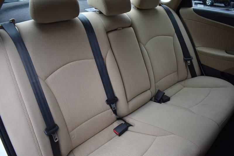 2013 Hyundai Sonata GLS 4dr Sedan full