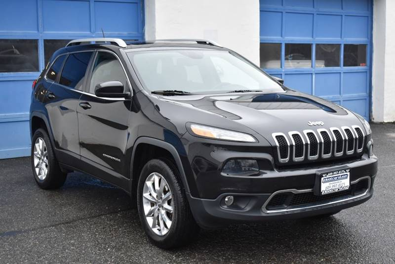 2015 Jeep Cherokee Limited 4×4 4dr SUV full