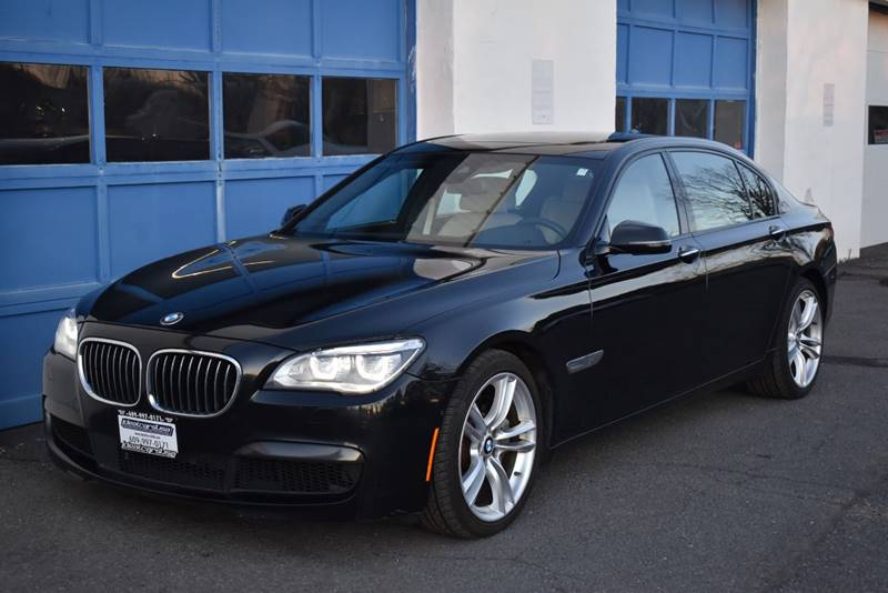 2015 BMW 7 Series 750Li xDrive AWD 4dr Sedan