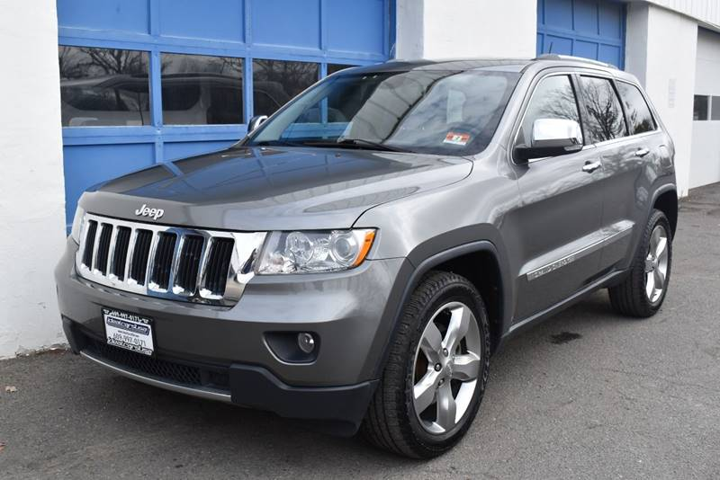 2011 Jeep Grand Cherokee Limited 4×4 4dr SUV