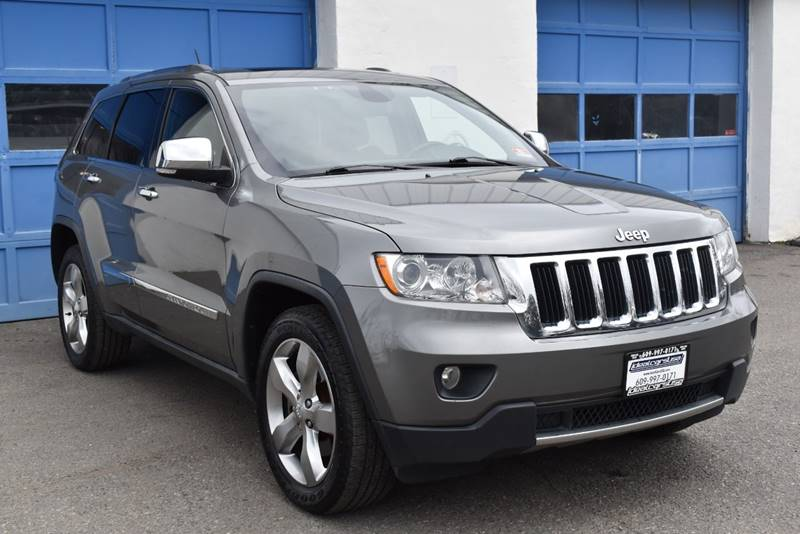 2011 Jeep Grand Cherokee Limited 4×4 4dr SUV full