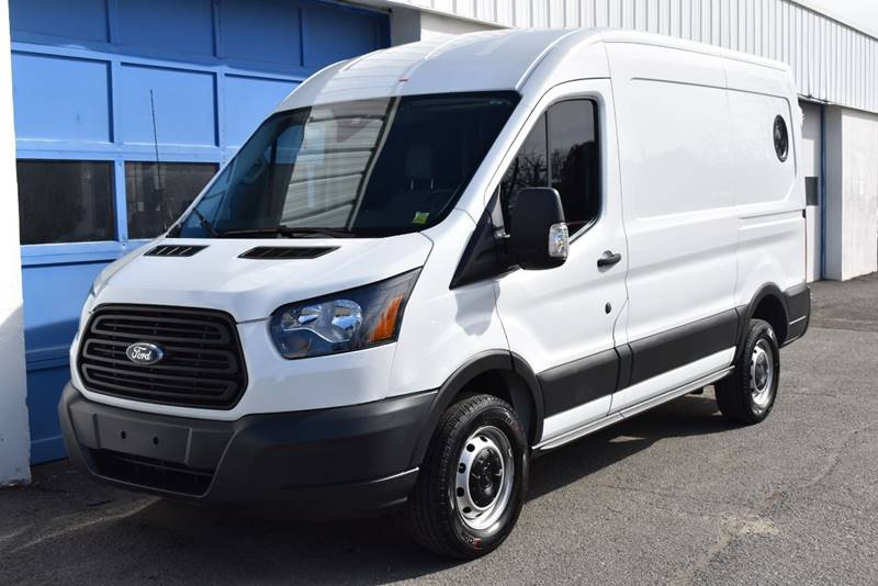 2016 Ford Transit Cargo 250 3dr SWB Medium Roof Cargo Van w/Sliding Passenger Side Door