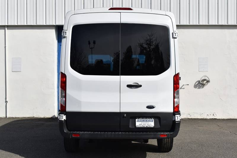 2016 Ford Transit Cargo 250 3dr SWB Medium Roof Cargo Van w/Sliding Passenger Side Door full