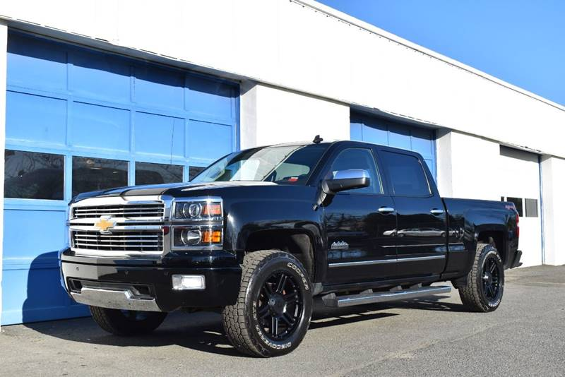 2014 Chevrolet Silverado 1500 High Country 4×4 4dr Crew Cab 6.5 ft. SB