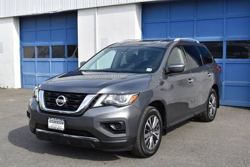 2018 Nissan Pathfinder S 4×4 4dr SUV full