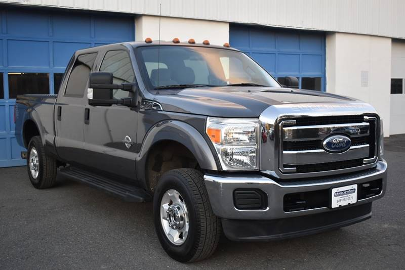 2011 Ford F-250 Super Duty XLT 4×4 4dr Crew Cab 6.8 ft. SB Pickup