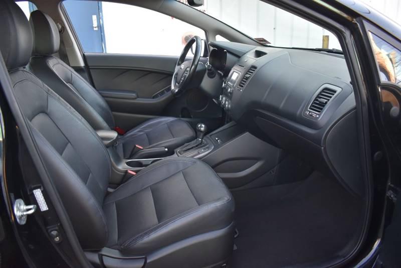 2014 Kia Forte EX 4dr Sedan full