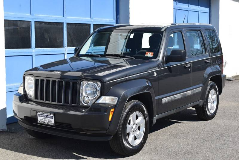 2011 Jeep Liberty Sport 4×4 4dr SUV