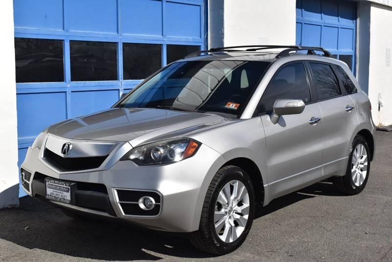 2010 Acura RDX SH AWD w/Tech 4dr SUV w/Technology Package