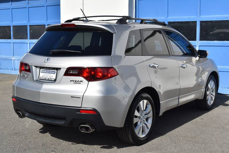 2010 Acura RDX SH AWD w/Tech 4dr SUV w/Technology Package full