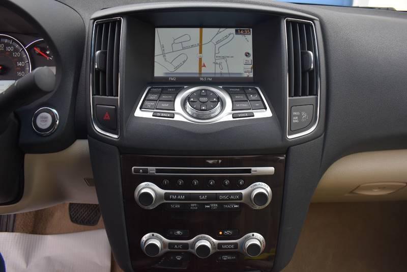 2014 Nissan Maxima 3.5 SV 4dr Sedan full