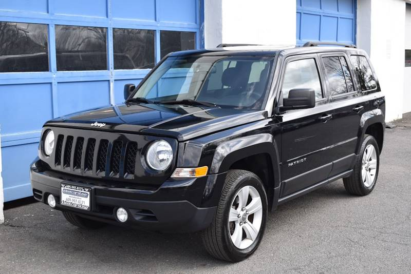 2014 Jeep Patriot Latitude 4×4 4dr SUV