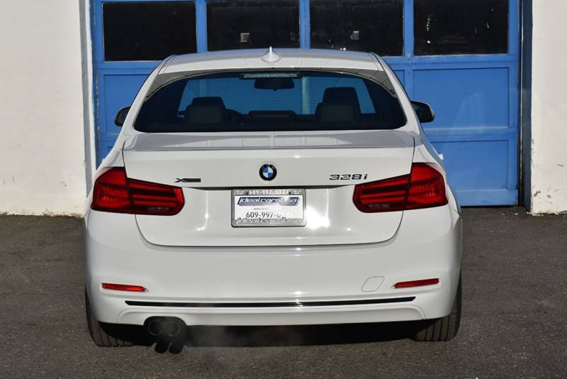 2016 BMW 3 Series 328i xDrive AWD 4dr Sedan SULEV full