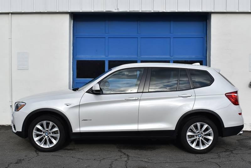 2016 BMW X3 xDrive28i AWD 4dr SUV full