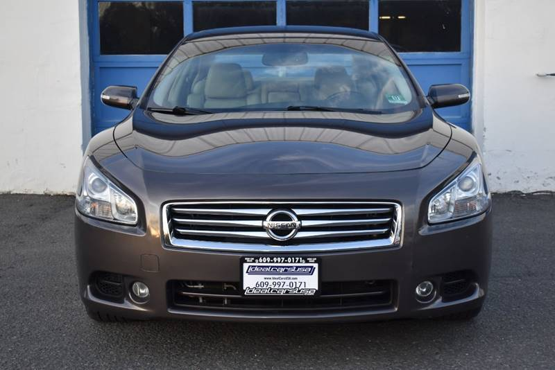 2013 Nissan Maxima 3.5 SV 4dr Sedan full