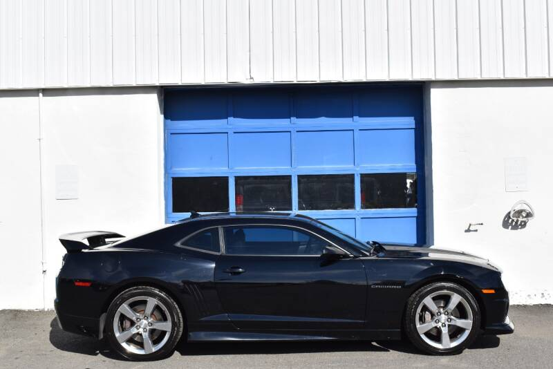 2012 Chevrolet Camaro SS 2dr Coupe w/2SS full