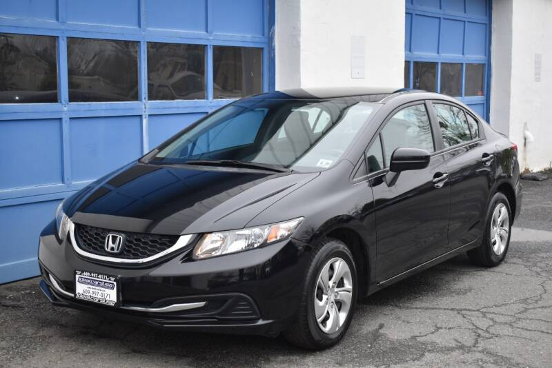 2015 Honda Civic LX 4dr Sedan CVT full