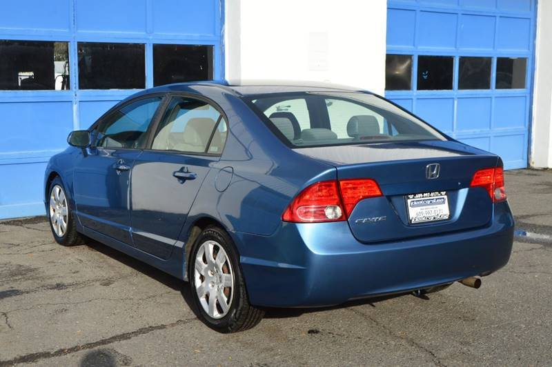 2008 Honda Civic LX 4dr Sedan 5A full
