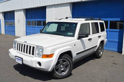 2006 Jeep Commander for sale in East Windsor, NJ
