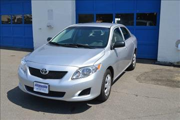 2010 Toyota Corolla for sale in East Windsor, NJ